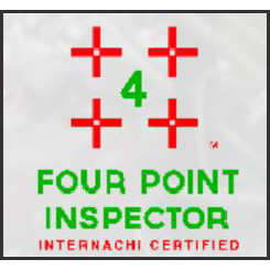 Internachi Certified Four Point Inspector